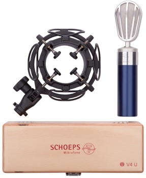 Schoeps V4 U Vocal Studio Microphone image 1