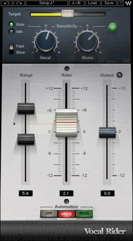 Waves Vocal Rider Plug-in image 1