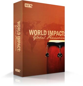 Vir2 World Impact: Global Percussion image 1