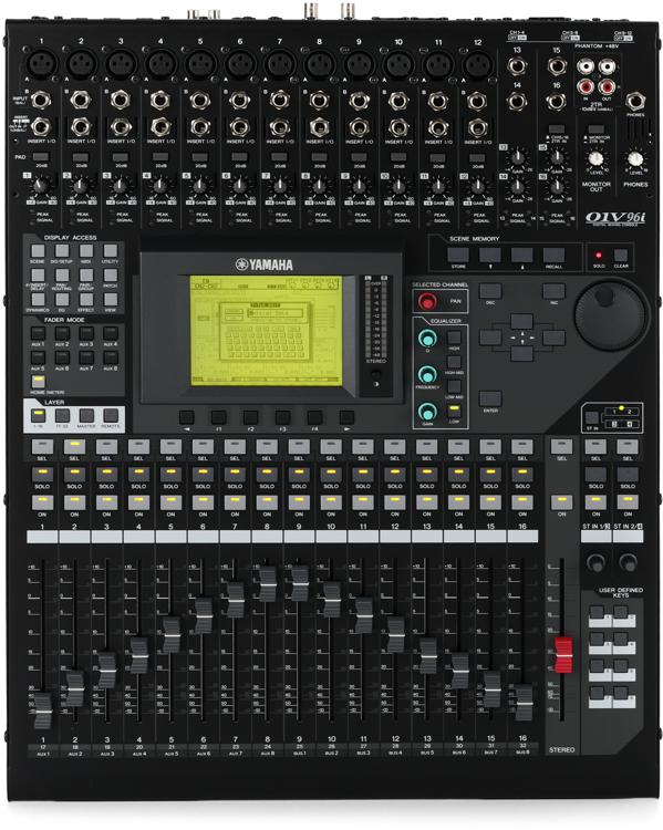 Yamaha 01V96i 40-channel Digital Mixer image 1