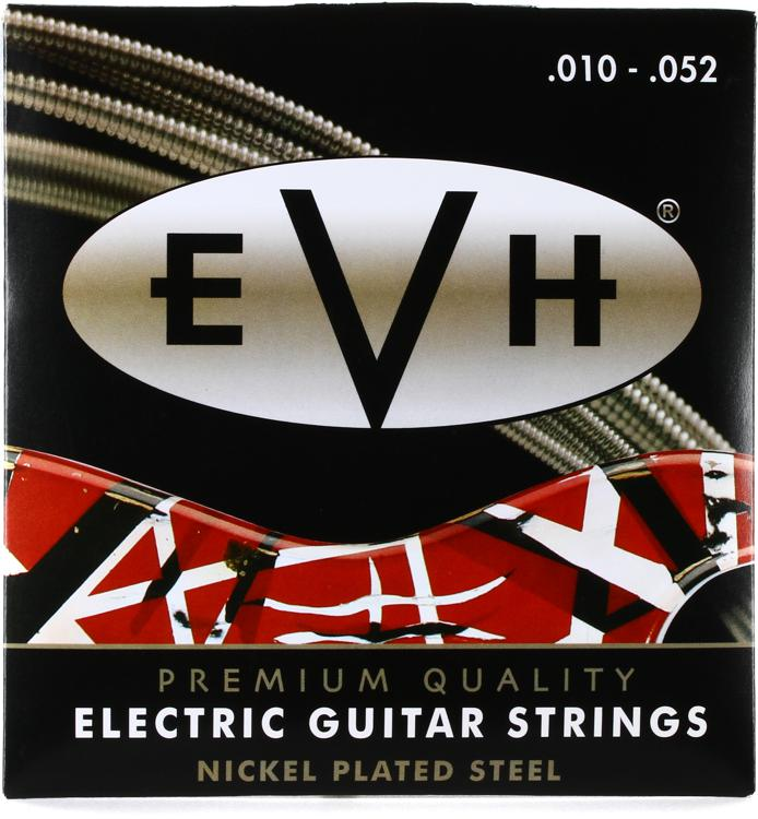EVH Premium Electric Guitar Strings - .010 -.052 image 1