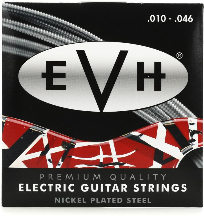 EVH Premium Electric Guitar Strings - .010-.046 image 1