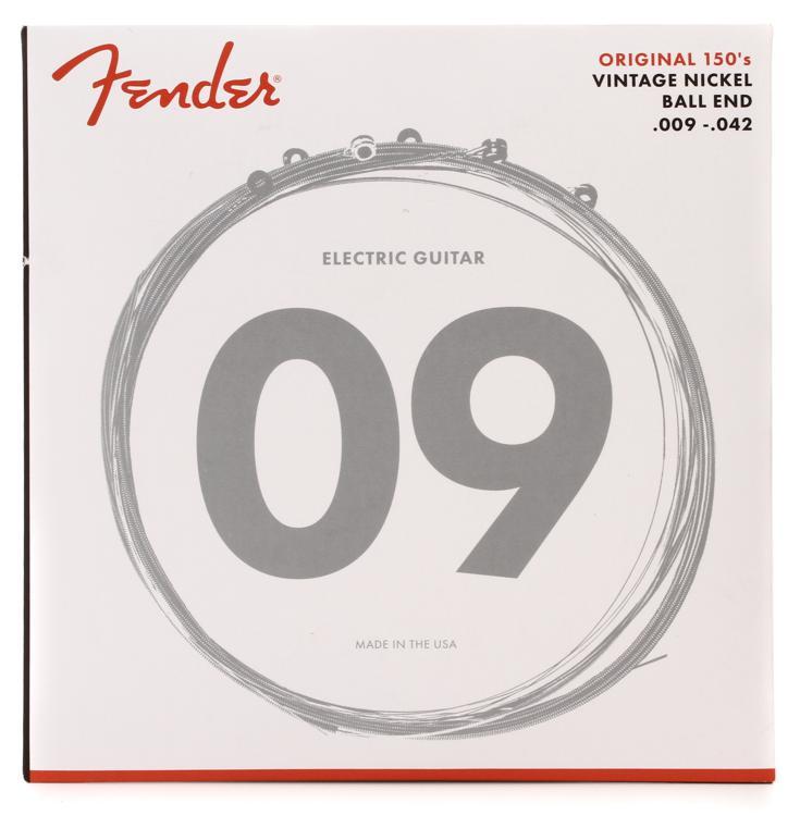 Fender 150L Original Pure Nickel Light Electric Strings image 1