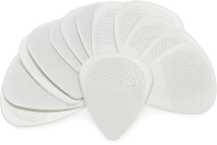 Fender Nylon Guitar Picks 12-Pack - .46mm image 1
