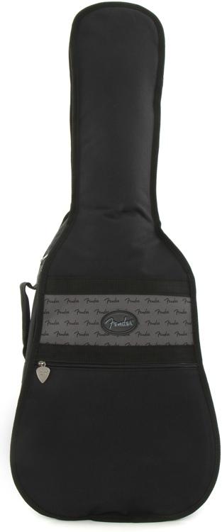Fender Accessories Standard 3/4 Size Acoustic Gig Bag image 1