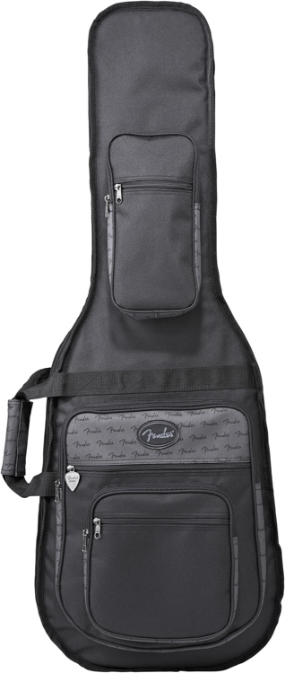 Fender Accessories Deluxe Double Gig Bag for Electric Guitars image 1