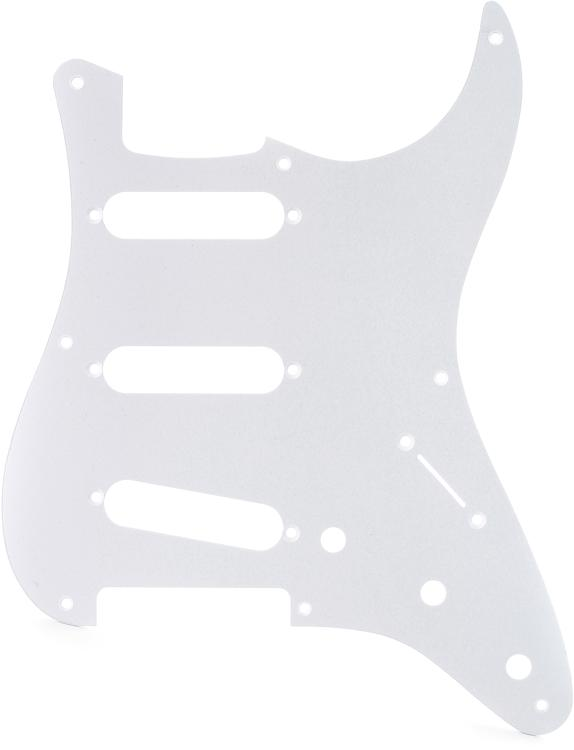 Fender Accessories Pickguard for \'57 Strat - White image 1