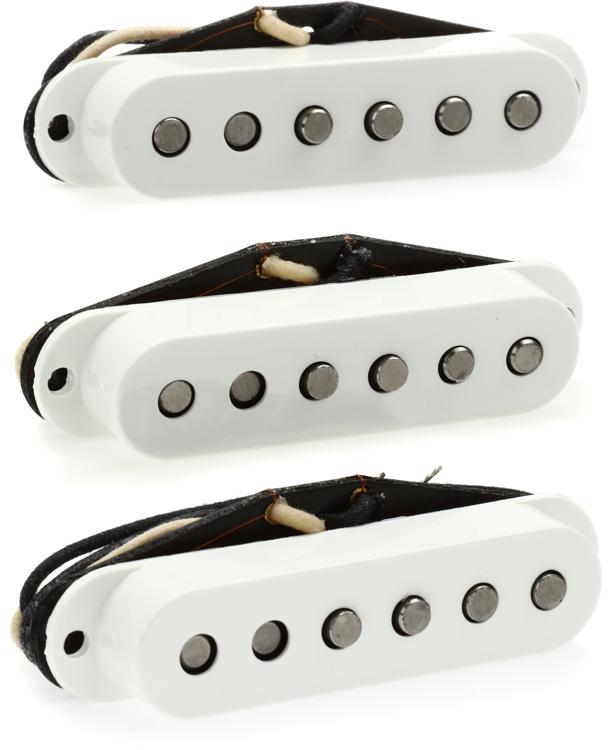 Fender Accessories Custom \'54 Stratocaster Pickups image 1