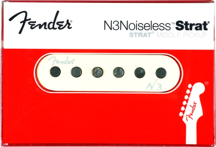 Fender Accessories N3 Noiseless Pickup - Strat - Middle image 1