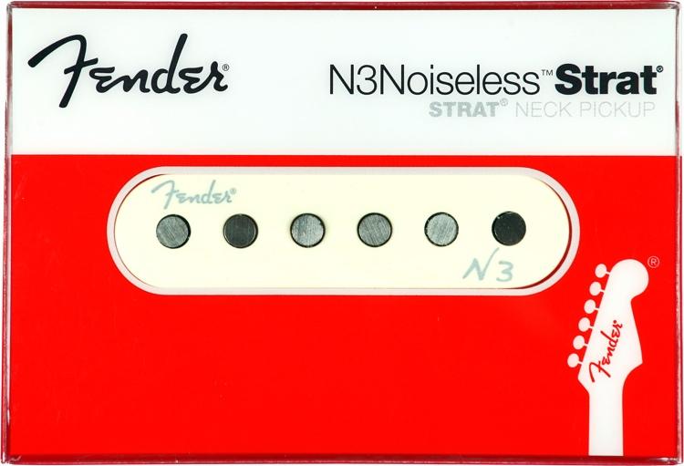 Fender Accessories N3 Noiseless Pickup - Strat - Neck image 1