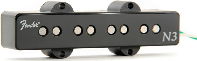 Fender Accessories N3 Noiseless Pickup - J Bass - Neck image 1