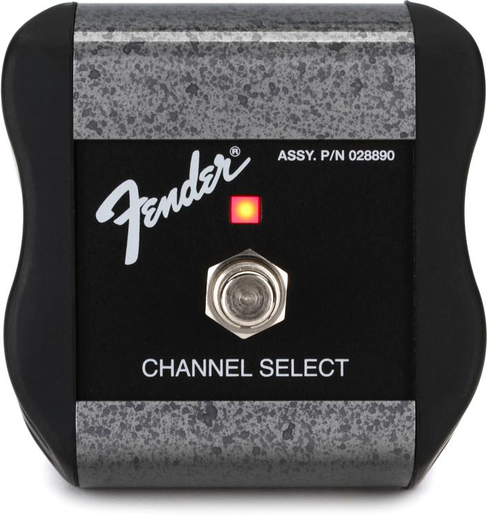 Fender Accessories 1-Button Channel Footswitch image 1