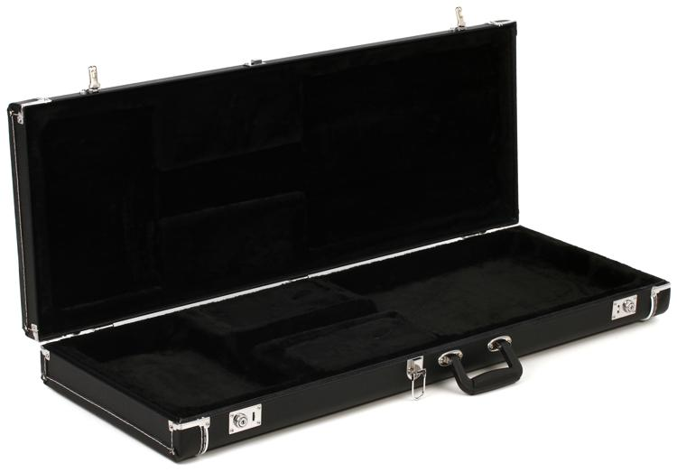 Fender Accessories Pro Case - Strat/Tele, Black image 1