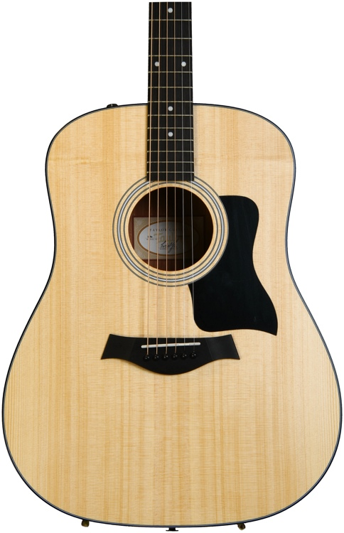 Taylor 110e Dreadnought - Electronics, Natural image 1