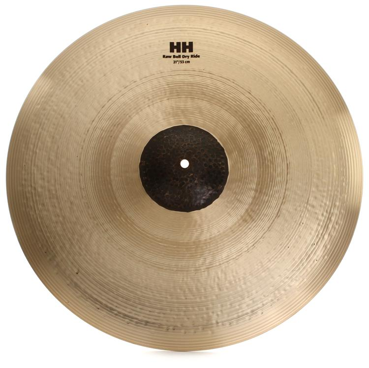 Sabian HH Series Raw Bell Dry Ride - 21