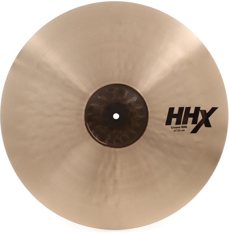 Sabian HHX Groove Ride - 21