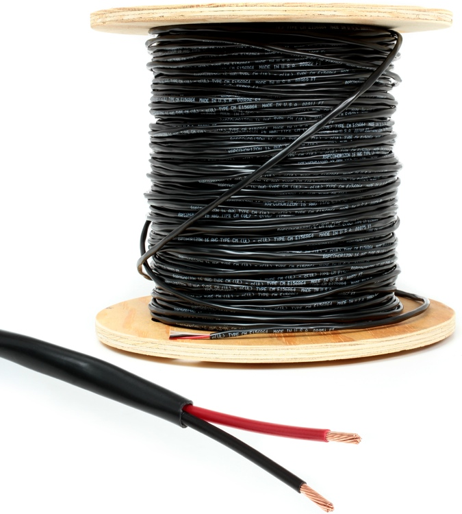 Pro Co CM16/2.K Bulk Install Speaker Wire Install image 1