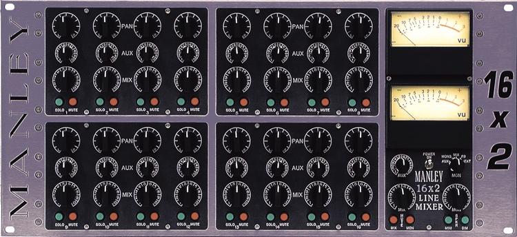 Manley 16x2 Line Version Mixer image 1