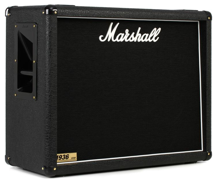 marshall 1936 150 watt 2x12 extension cabinet sweetwater