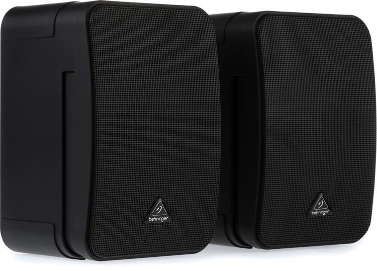 Behringer Monitor Speakers 1C-BK - Black image 1