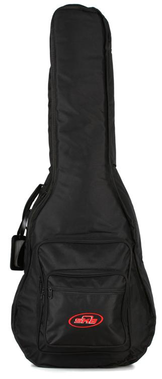 SKB GB18 Acoustic Gig Bag - Black image 1