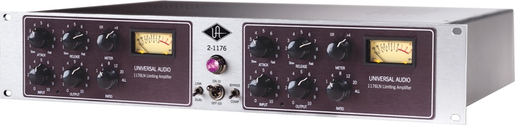 Universal Audio 2-1176 image 1