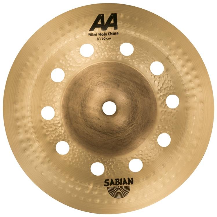 Sabian AA Mini Holy China Cymbal - 8