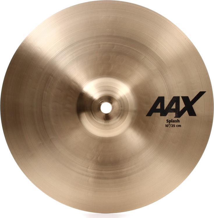 Sabian AAX Splash - 10