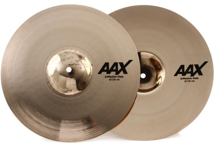 Sabian AAX X-Plosion Hi-hats - 14