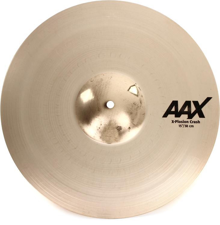 Sabian AAX X-Plosion Crash - 15