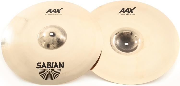 Sabian AAX X-Plosion Hi-hats - 16