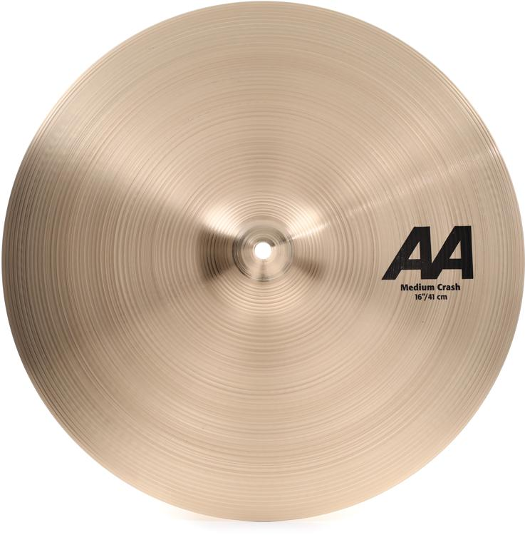 Sabian AA Series Medium Crash - 16