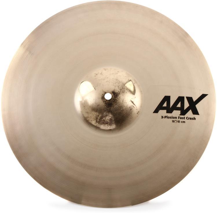 Sabian AAX X-Plosion Fast Crash - 16