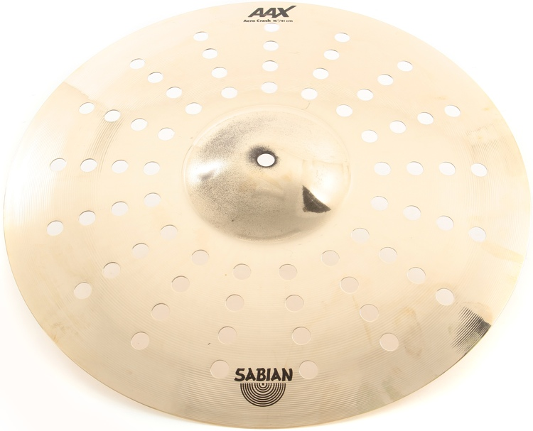 Sabian AAX Aero Crash - 16