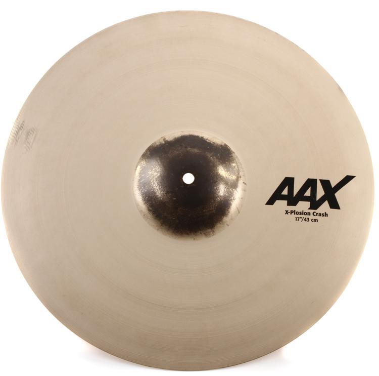 Sabian AAX X-Plosion Crash - 17