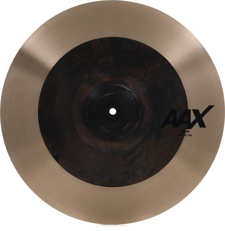 Sabian AAX Omni Crash/ Ride Cymbal - 18