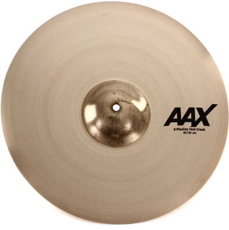 Sabian AAX X-Plosion Fast Crash - 18