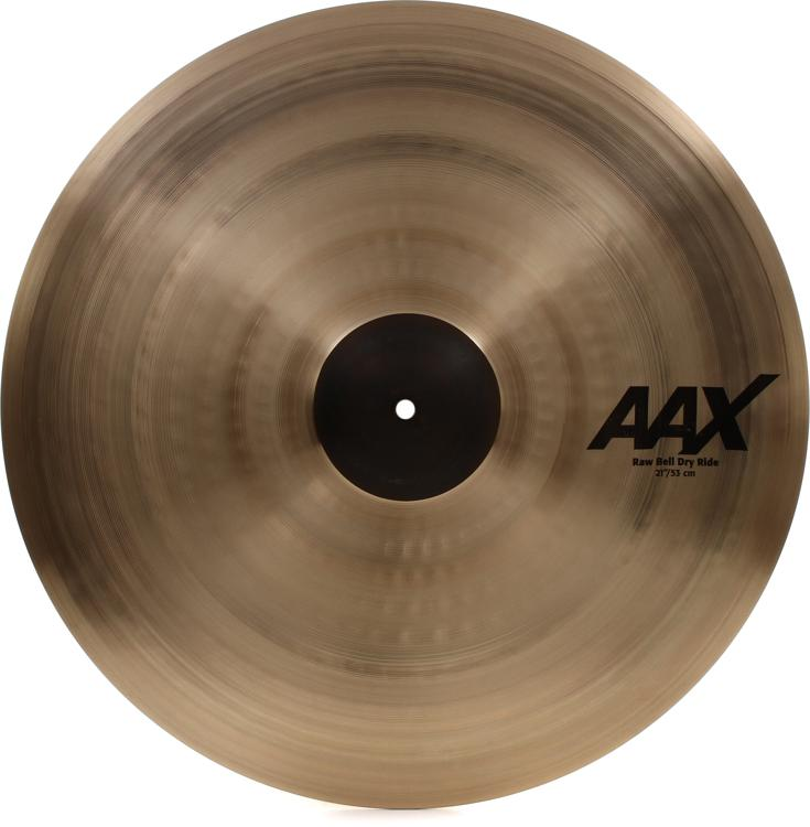 Sabian AAX Raw Bell Dry Ride - 21