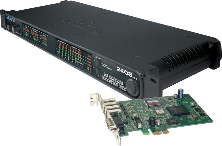 MOTU 2408 Core MkIII PCIe System image 1