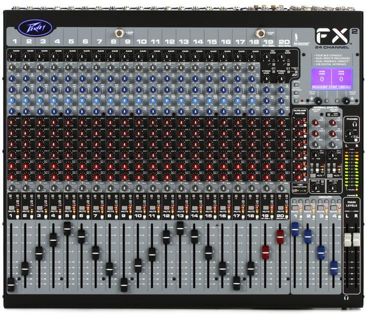 Peavey 24FX II Mixer image 1