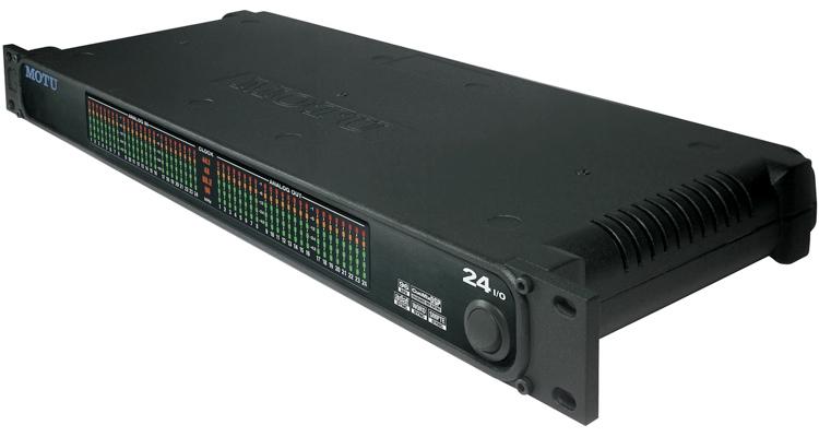 MOTU 24I/O Core System image 1
