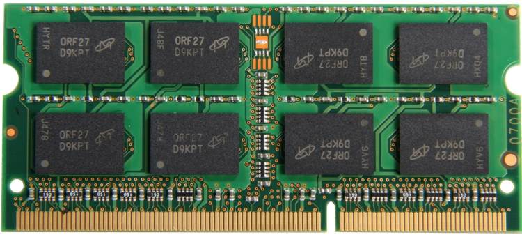 Top Tier 1333MHz SO-DIMM - 2 GB image 1
