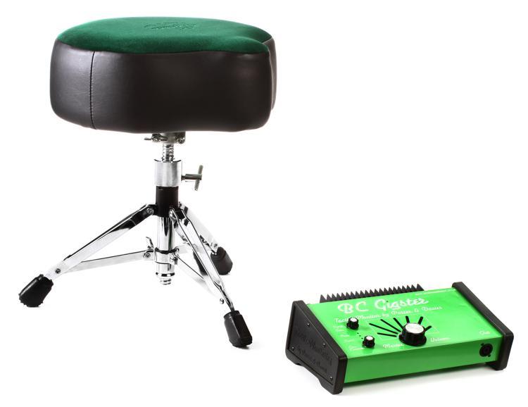Porter & Davies BC Gigster Drum Throne - Saddle Seat image 1