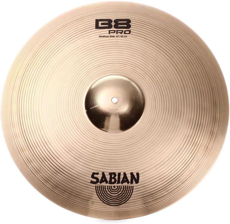Sabian B8 Pro Series Medium Ride Cymbal - 20