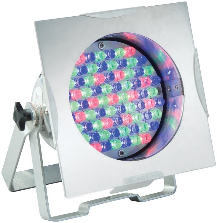 ADJ 38P LED Pro Polished DMX LED par 38 image 1