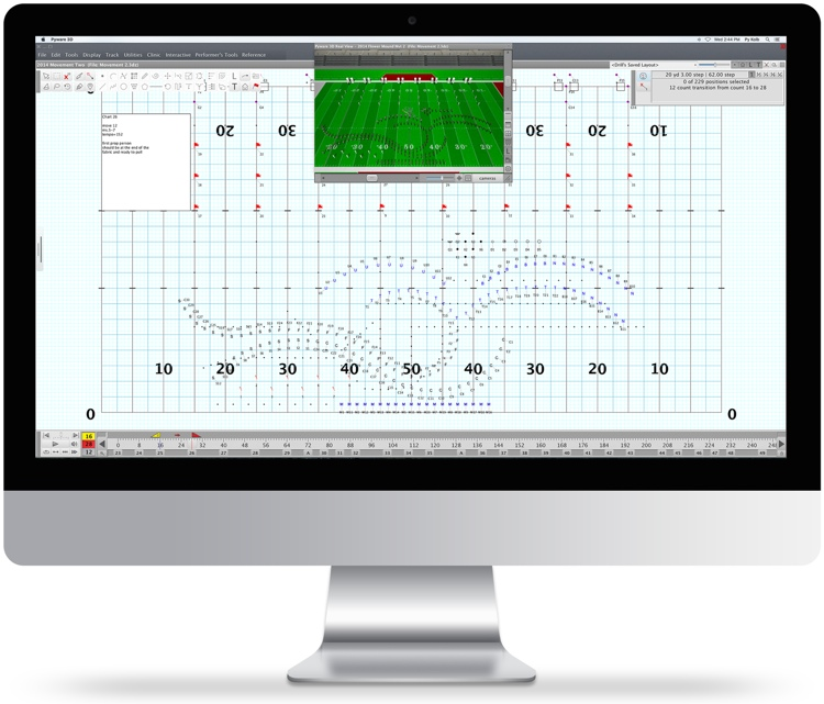 Pyware 3D Professional Drill Design Software image 1