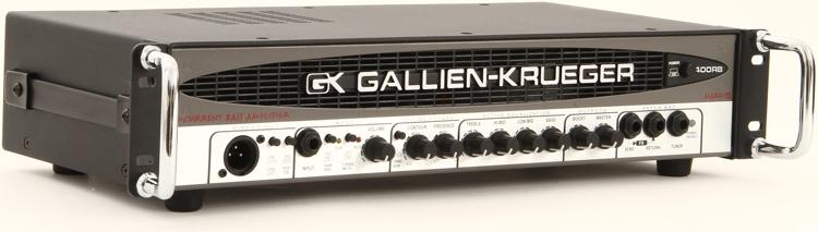 Gallien-Krueger 400RB-IV 280-Watt Compact Bass Head image 1