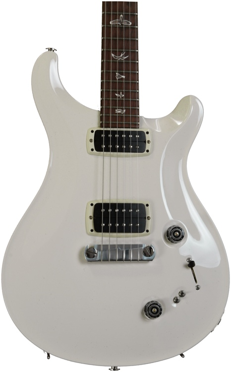 PRS 408 Standard with Rosewood Neck and Fretboard - Antique White image 1