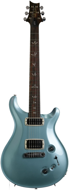 PRS 408 Standard with Rosewood Neck and Fretboard - Frost Blue Metallic image 1