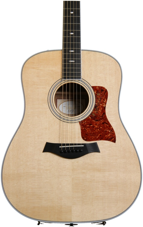 Taylor 410E Dreadnought - Acoustic Electric Natural image 1